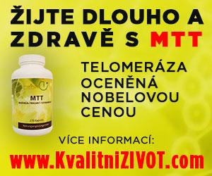 MTT Telomeráza Anti Aging